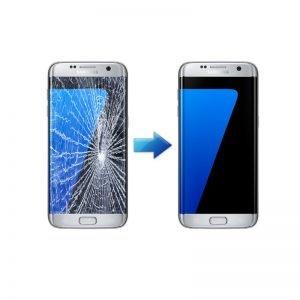 Samsung Broken Screen